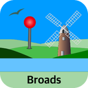 The Broads Maps